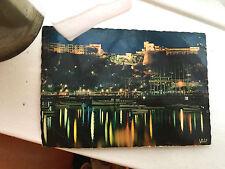 reflets de la cote d'azure postcard 60s vintage iris monaco reflections