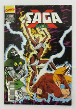 X-MEN Saga # 20 VF Marvel Semic 1995 - Days of Future Past - TBE