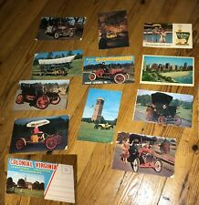 Postcards, Vintage Postcard Lot of 12,  Post Cards, 1960s