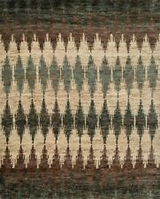 5'x8' Loloi Rug Xavier Jute Pinebark Hand Knotted Transitional XV-09