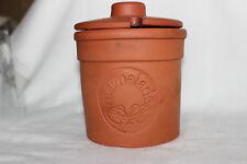 Mamalade Jar in Terracotta