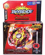 Takara Tomy Legend Spriggan .7.Mr Beyblade Burst Starter w/ Launcher B-86