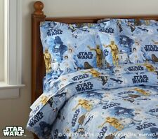 POTTERY BARN KIDS STAR WARS Duvet Cover Full/Queen
