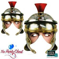 ROMAN SOLDIER HALF-MASK Roman Centurion Gladiator Historical Party Mask ROMAN01