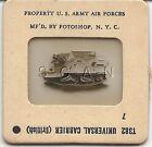 WWII US 35mm Recognition Slide Negative- Panzer- British- Bren Carrier Tank- #7