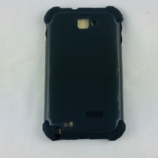 SAMSUNG Galaxy Note N7000 i9220 Hybrid Phone Case Hard & Soft Rubber Cover