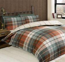 Tartan Modern 100% Cotton Bed Linens & Sets