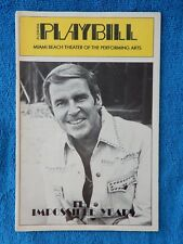 The Impossible Years - Miami Beach Playbill - February 22nd, 1978 - Paul Lynde