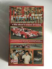 THE SPEED MERCHANTS - Mario Andretti, Jacky Ickx - VHS OOP