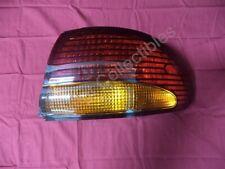 NOS OEM Pontiac Bonneville Tail Lamp Light Amber & Red Lens 1996 - 1999 Right