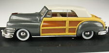 Vitesse 491-Chrysler Town & Country CLOSED CABRIOLET-Grigio metallizzato - 1:43