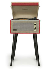 Crosley Bermuda Turntable Dansette Portable With Matching Stand 2 Speed Stereo