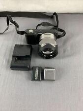 Sony Alpha NEX-3 16.1MP Mirrorless Digital Camera PZ 18-55mm See Pictures