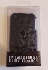 Wireless gear Dual Layer None-slip Case for use with iPhone 3G/3Gs - M