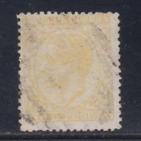 ESPAÑA (1877) USADO SPAIN - EDIFIL 189 (50 cts) ALFONSO XII - LOTE 3