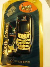 Nokia 6610 Freo Dockers AFL Official Team Cover Set - Front, Back & Keypad B/New
