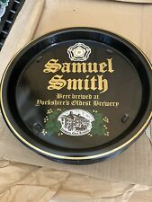 vintage Sam Smith's beer tray