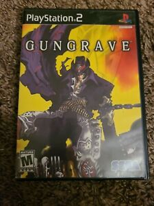 Gungrave (Sony PlayStation 2, 2002) CIB