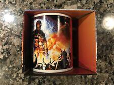 "Iron Maiden ""The Wicker Man"" Coffee Mug! With Original Box!"