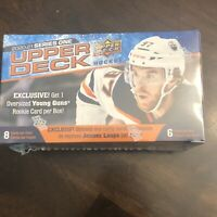 2020-2021 Upper Deck Hockey Series 1 Blaster Box retail Trading Cards