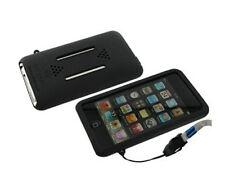 Ipod Touch 2G: ExSpect Funda De Silicona Negro-Nuevo