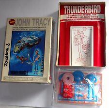 1992 Imai Model Kits - Vintage Thunderbirds ~ JOHN TRACY with Thunderbird 5