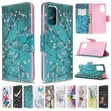 For Samsung Galaxy S20 Ultra S20 Plus Leather Card Wallet Stand Phone Case Cover