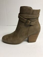 Aerosoles, A2, Invitation Brown Taupe Winter Booties, Women's Size 6M, 256