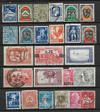 ALGERIA STAMP COLLECTION  PACKET of 25 DIFFERENT Used Stamps NICE SELECTION