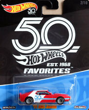 '71 AMC Javelin 50th Anniversary Premium Favorites 1:64 Hot Wheels FLF37 FLF35