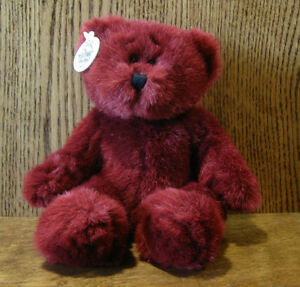 """Ganz Heritage Collection #H4391 CRANBEARY, 9"""" NEW/Tag From Retail Store, Bear"""