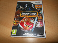 Nintendo Wii Angry Birds Star Wars (Nintendo Wii) NEW SEALED