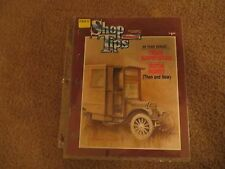 1991 FORD SHOP TIPS DEALER MAGAZINE TRUCK SUSPENSIONS ISSUE AUGUST 1991