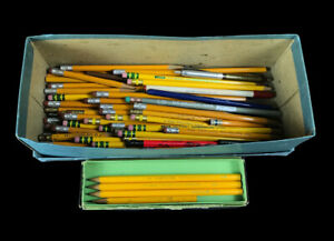 Vintage Pencil Lot