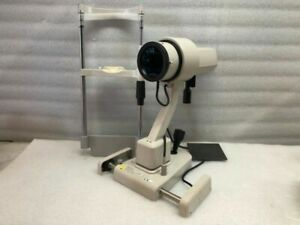 Topcon OM-4 Ophthalmometer Keratometer w Chin Rest - used