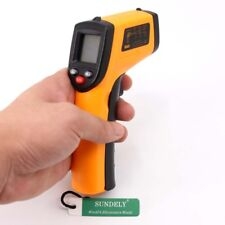 Industry Handheld Temperature Heat Gun Sensor Laser Infrared IR Thermometer ℃/℉