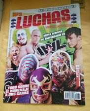 MAGAZINE SUPER LUCHAS LIKE NEW MIL MASCARAS & BROTHERS