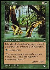 River Boa   EX  PLAYED   x4  Visions MTG Magic Cards Green Uncommon