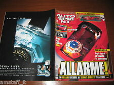 AUTOSPRINT 1999/11=TEST ALFA ROMEO GTV CUP=PROVA TOYOTA YARIS=TOM WALKINSHAW
