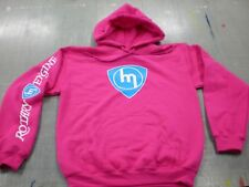 MAZDA ROTARY Pink NoZip HOODIE for R100 RX2 RX3 RX4 RX7