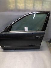 BMW E39 Kombi  1998  Tür vorne links  grau Karosserie und Türen
