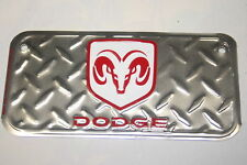 dodge truck mini bike license plate small motorcycle bicycle kids toy rt motor