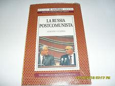 LA RUSSIA POSTCOMUNISTA GUERRA ADRIANO IL SAPERE 1000 LIRE NEWTON COMPTON N° 71