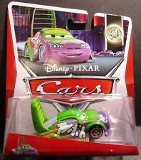 CARS - WINGO with Flames- Mattel Disney Pixar