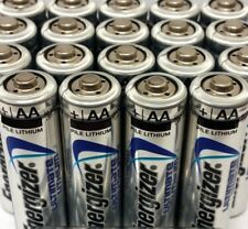 50 Energizer AA ULTIMATE Lithium Batteries Exp 2036