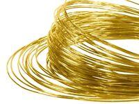 9ct Gold Solder Wire Jewellers Repairs Hallmarkable 10cm/ 20cm  Easy Medium Hard