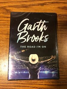 GARTH BROOKS THE ROAD I'M ON DVD COUNTRY MUSIC DOCUMENTARY BIOGRAPHY 2020 NEW