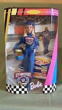 Barbie 50th Anniversary Nascar 1948-1998 Collector Edition #20442 *Nrfb & Mib