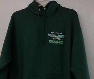 NFL Philadelphia Eagles Vintage Logo Hooded Sweatshirt S-5XL, LT-4XLT New