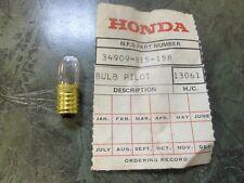 Honda E1000 Eg1000 Generator Pilot Dash Light Bulb 24V 3W 34909-815-158